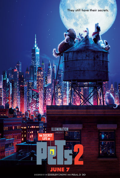The Secret Life Of Pets 2 - Trailer - Rooster
