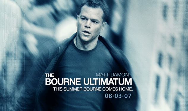 the bourne ultimatum music