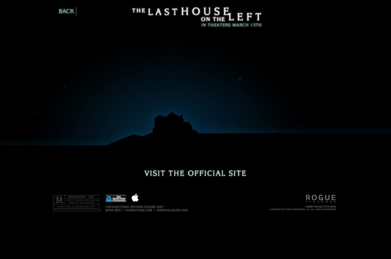 The Last House on the Left Trailer 2009