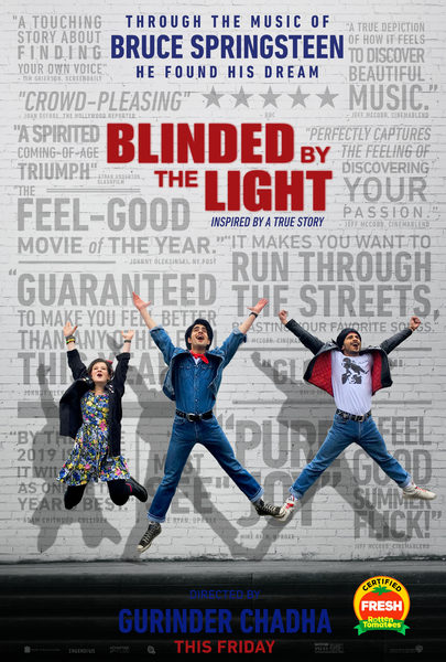 Blinded By The Light - Featurette
