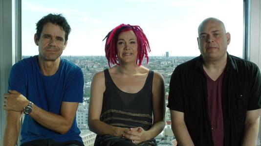 史诗巨作《云图》(Cloud Atlas)沃卓斯基姐弟以及汤姆·提克威亲自讲解电影