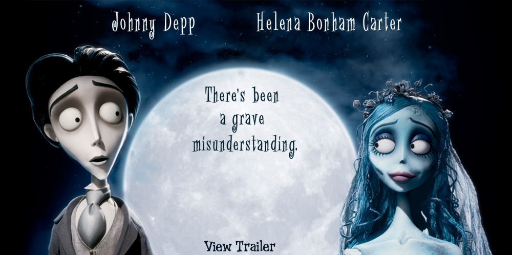 Apple Trailers Corpse Bride
