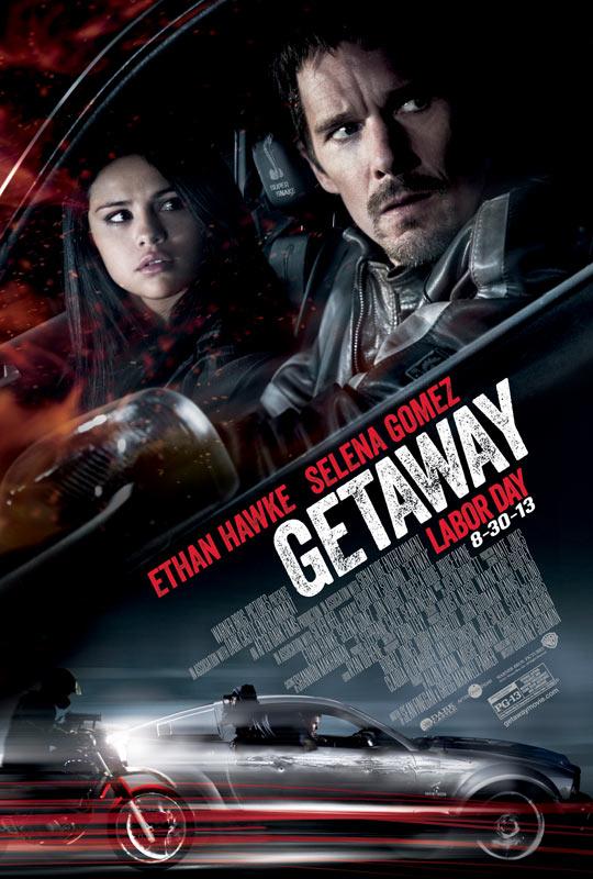 伊森·霍克《逃脱》(Getaway)预告片