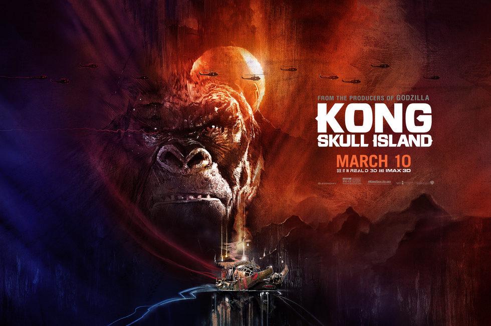 Kong Skull Island Subtitler