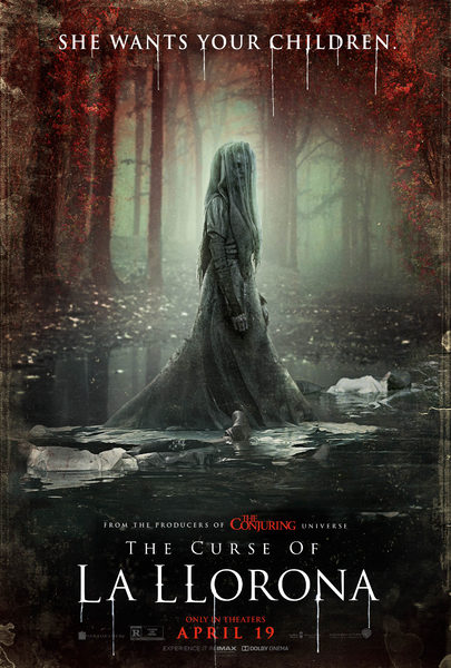 The Curse Of La Llorona - Trailer 2