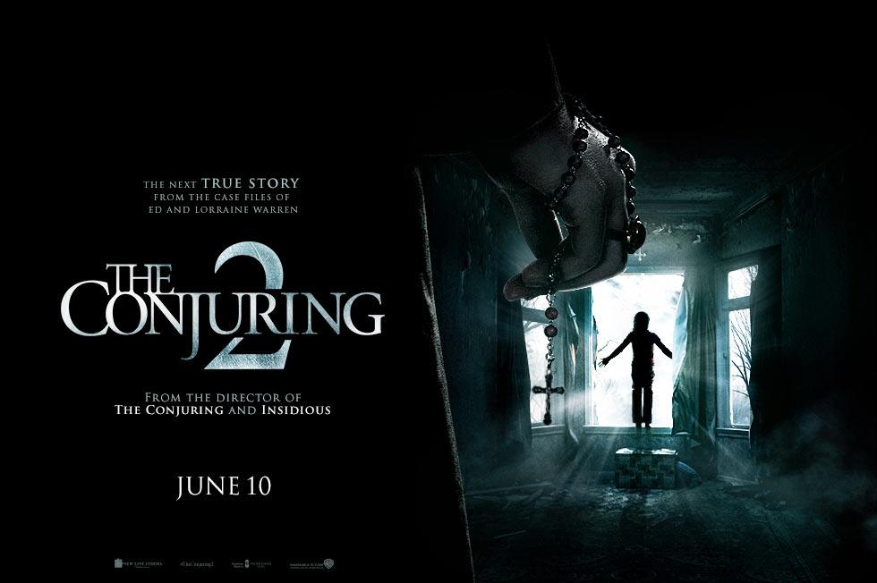 The Conjuring 2/招魂2/诡屋惊凶实录2(港)/厉阴宅2(台)/招魂2:恩菲尔德吵闹鬼