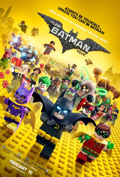 The LEGO Batman Movie - Clip: It's the Batcave