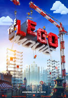 Movie poster to 'The LEGO Movie'