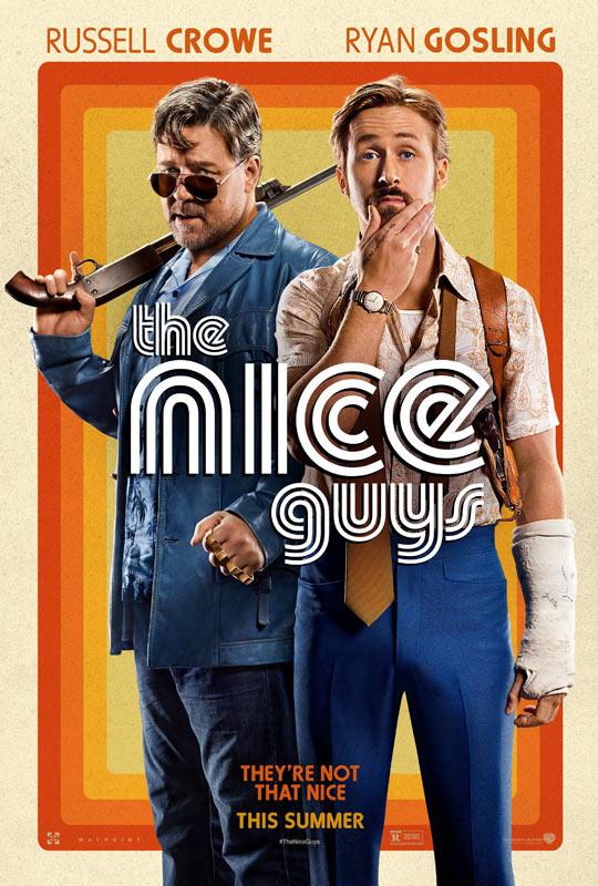 The Nice Guys - 70's Retro Trailer