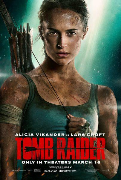 Tomb Raider - Featurette - Becoming Lara Croft