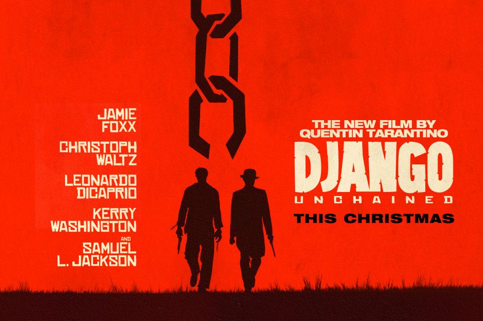 昆汀·塔伦蒂诺新作《被解放的迪亚戈》(Django Unchained)再曝全新预告