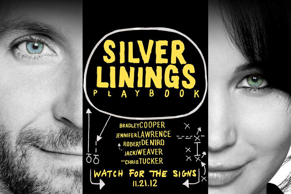 《乌云背后的幸福线》(The Silver Linings Playbook)制作特辑以及预告片2